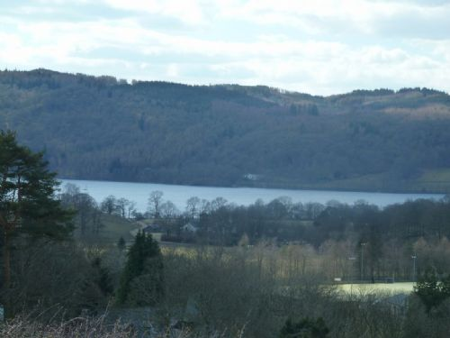 The Stables, view, Lakes Cottage, Holidays