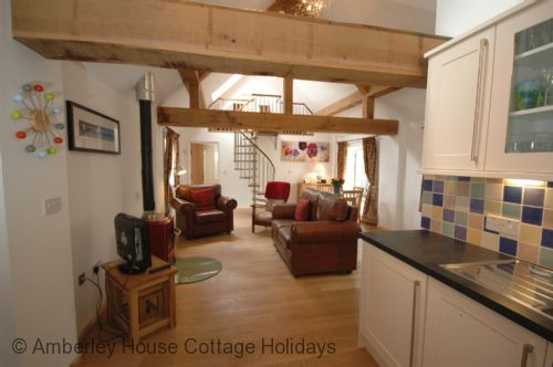 Upfront,up,front,reviews,accommodation,self,catering,rental,holiday,homes,cottages,feedback,information,genuine,trust,worthy,trustworthy,supercontrol,system,guests,customers,verified,exclusive,the hayloft,the amberley house cottage holidays group,lewes,,image,of,photo,picture,view