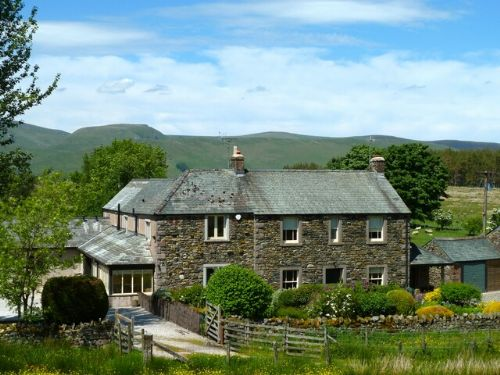 Greenbank Farmhouse, self catering holiday cottage in Troutbeck, Lakes Cottage Holidays