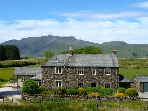 Greenbank Farmhouse, Troutbeck, Nr Ullswater, Lakes Cottage Holidays