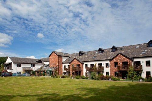 ULLSWATER SUITE View 4 (ground floor) Whitbarrow Holiday Village, Nr Ullswater