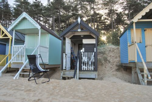Beach Hut 193, Wells Beach