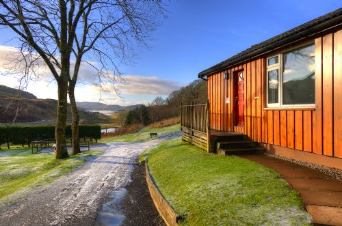 Upfront,up,front,reviews,accommodation,self,catering,rental,holiday,homes,cottages,feedback,information,genuine,trust,worthy,trustworthy,supercontrol,system,guests,customers,verified,exclusive,ash lodge 1,lagnakeil highland lodges,oban,,image,of,photo,picture,view