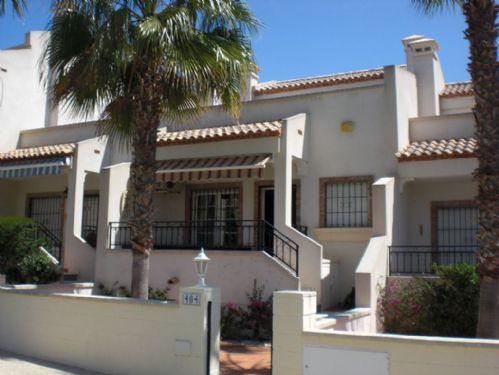 60.Town House at Montilla IV, Playa Flamenca, Alicante, Costa Blanca, Spain - 3 Bed - Sleeps 7