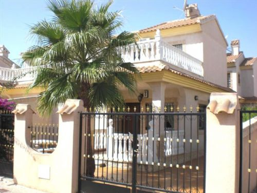 87.Villa in Playa Flamenca, Alicante,  Costa Blanca, Spain - 3 Bed - Sleeps 6