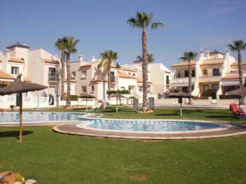 63. Apartment in Playa Flamenca, Spain - 2 Bed Sleeps 6