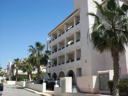 91.Wheel Chair Accessible Apartment Montilla IV, Playa Flamenca, Spain -2 Bed - Sleeps 4