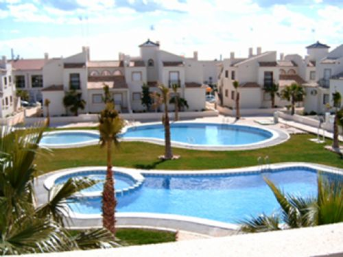 141. Wheel Chair Accessible Apartment, Playa Flamenca, Spain -2 Bed - Sleeps 5
