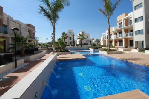 61. Modern Apartment at Res Euromarina, La Zenia, Alicante, Spain - 2 Bed - Sleeps 4