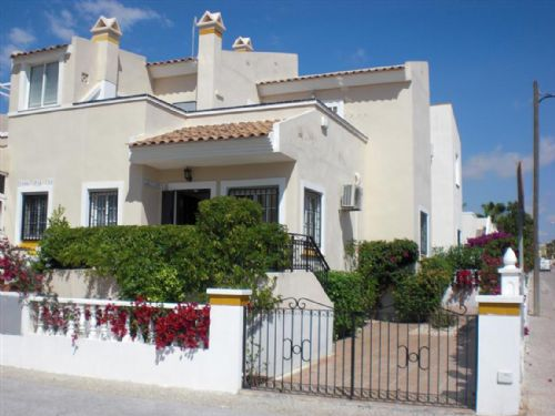 137. Townhouse, Playa Flamenca, Spain - 3 Bed - Sleeps 6