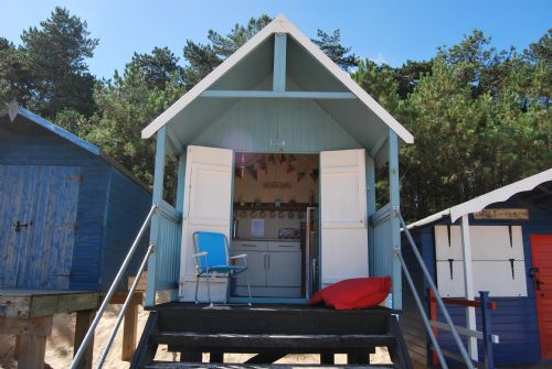 Wells Beach Hut