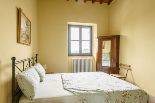 Third bedroom, with private terrace