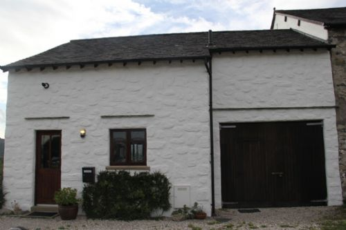 The Stables, ext, Lakes Cottage Holidays