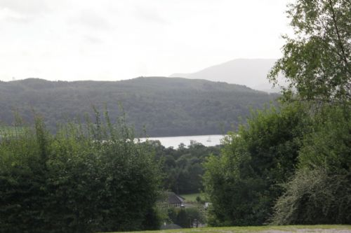 The Stables, view to Windermere, Lakes Cottage Holidays