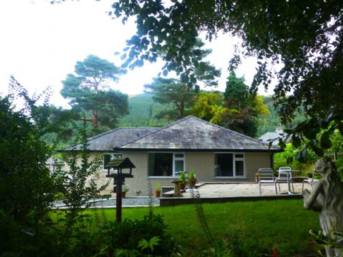 Pinecroft, Self catering holiday cottage in Keswick sleeping 5, External, Lakes Cottage Holidays