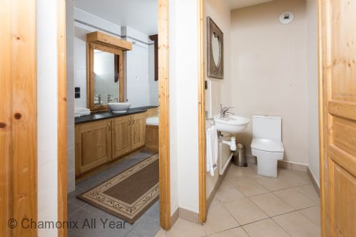 Bathroom and additional WC