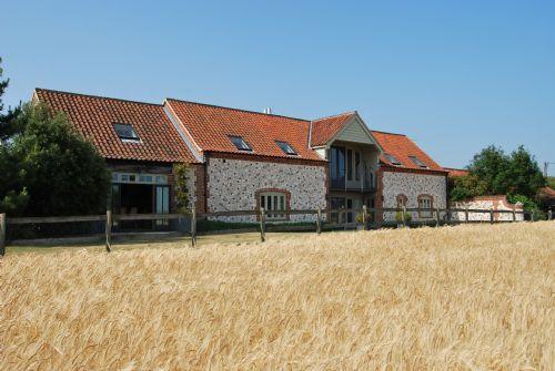 Sea View Barn