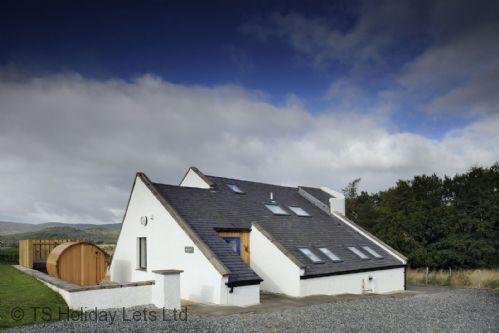 Kirkstone Lodge building showing Sauna & view