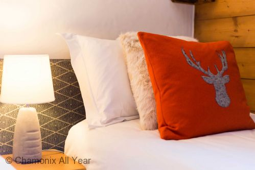 Attention to detail with designer cushions