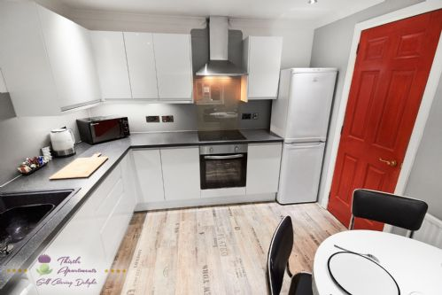 Upfront,up,front,reviews,accommodation,self,catering,rental,holiday,homes,cottages,feedback,information,genuine,trust,worthy,trustworthy,supercontrol,system,guests,customers,verified,exclusive,marischal square - deluxe apartment,thistle apartments ltd,aberdeen,,image,of,photo,picture,view