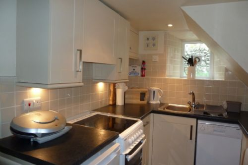 Nightingale Cottage, Kitchen, Lakes Cottage Holidays