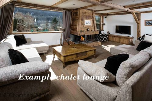 4 bedroom chalet ski package