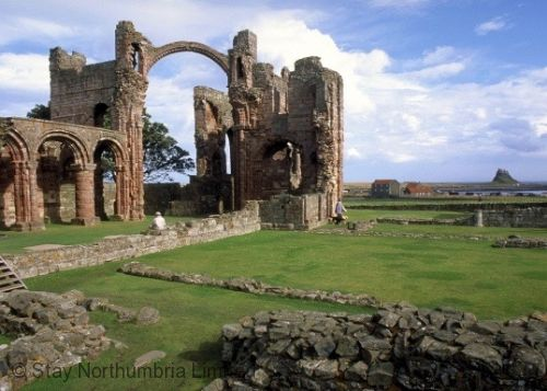 The Linidisfarne Priory