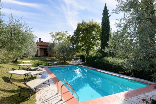 Tuscany, Casa Serena Private pool - easy to enjoy
