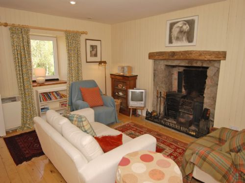 Lilybank Cottage, Argyll, Lounge, Cottage Holiday Group