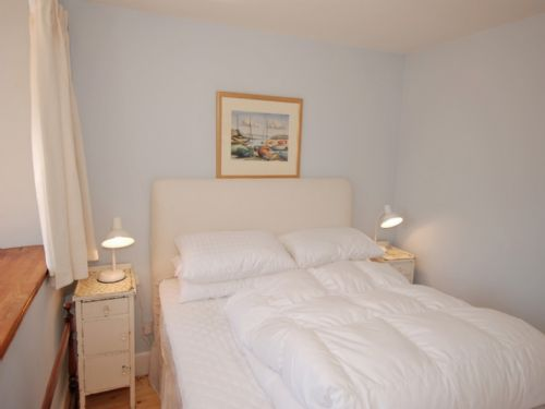 Lilybank Cottage, Argyll, Bedroom, Cottage Holiday Group