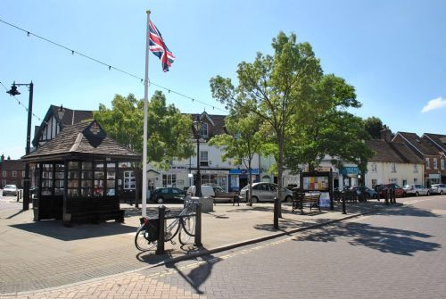 Emsworth town centre