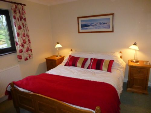 Garth Cottage, Bedroom, Lakes Cottage Holidays