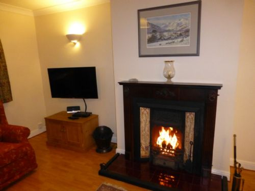 Garth Cottage, lounge, Lakes Cottage Holidays