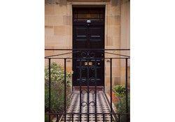 MARCHMONT MAIN DOOR, Spottiswoode Road, Edinburgh, Scotland