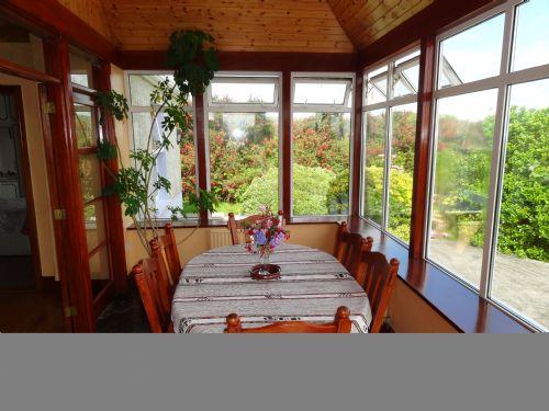 sun room , no 2 dining area