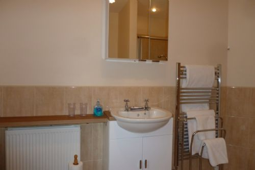 Limhus Cottage, bathroom, Lakes Cottage Holidays