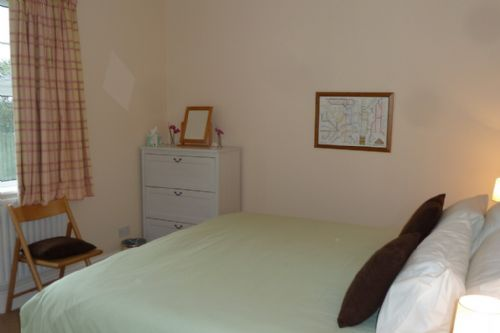 Limhus Cottage, bedroom, Lakes Cottage Holidays