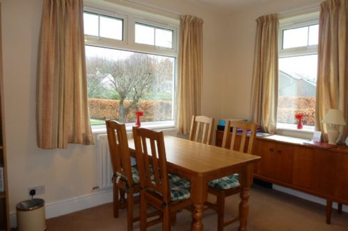 Limhus Cottage, dining area, Lakes Cottage Holidays