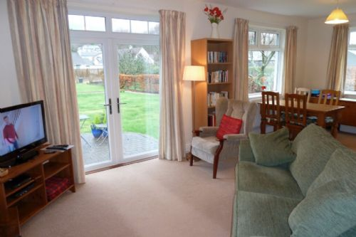 Limhus Cottage, lounge/diner, Lakes Cottage Holidays