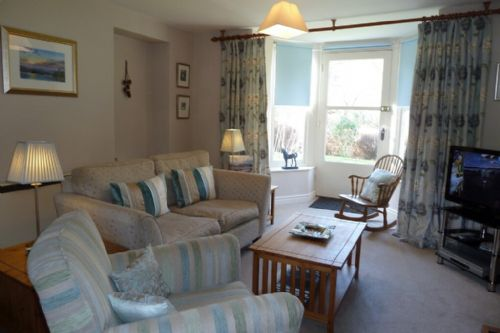 Clairgarth, lounge, Lakes Cottage Holidays