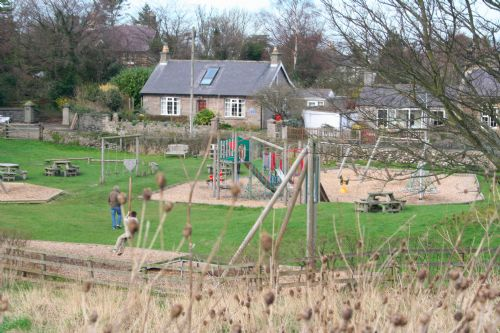 Embleton Play Park close by