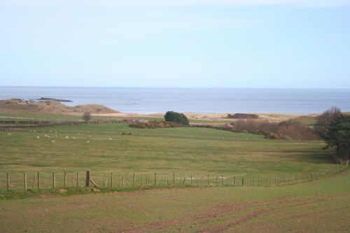 Views to Embleton Bay