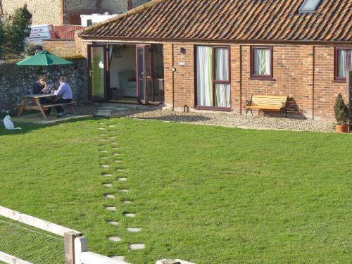 Amville Barn Grimston a perfect holiday barn conversion near Sandringham Norfolk