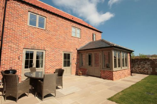 Compas Cottage is a new self catering cottage in Burnham Deepdale, Norfolk
