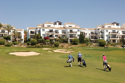 Sheraton Algarve Pine Cliffs Golf Suites view to Golf Course