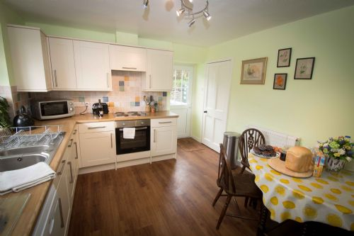 WILD ROSE COTTAGE, Jedburgh, Scottish Borders