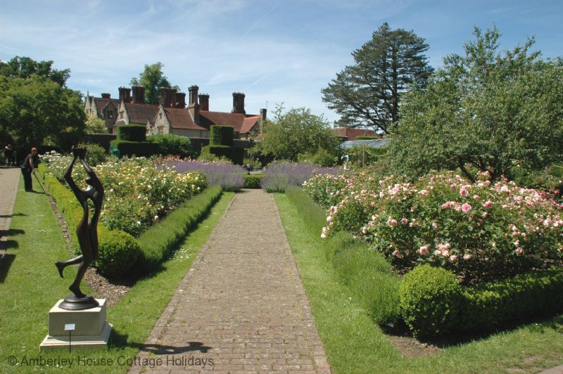 Large Image - Borde Hill Gardens