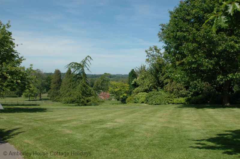 Large Image - Looking south east from Borde Hill Gardens