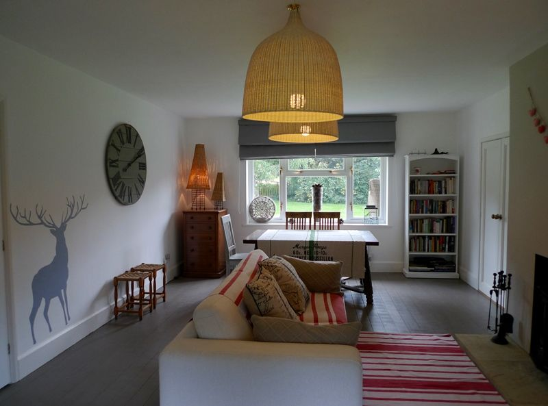 The Lodge 5 bedrooms | Living room