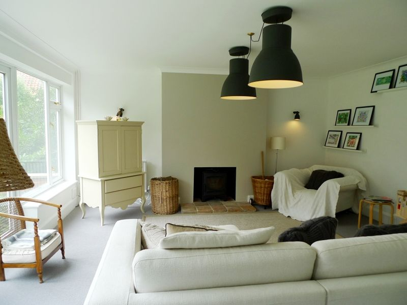 The Lodge 3 bedrooms | Sitting room